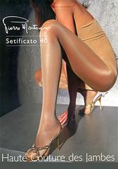 Pierre mantoux seamless pantyhose